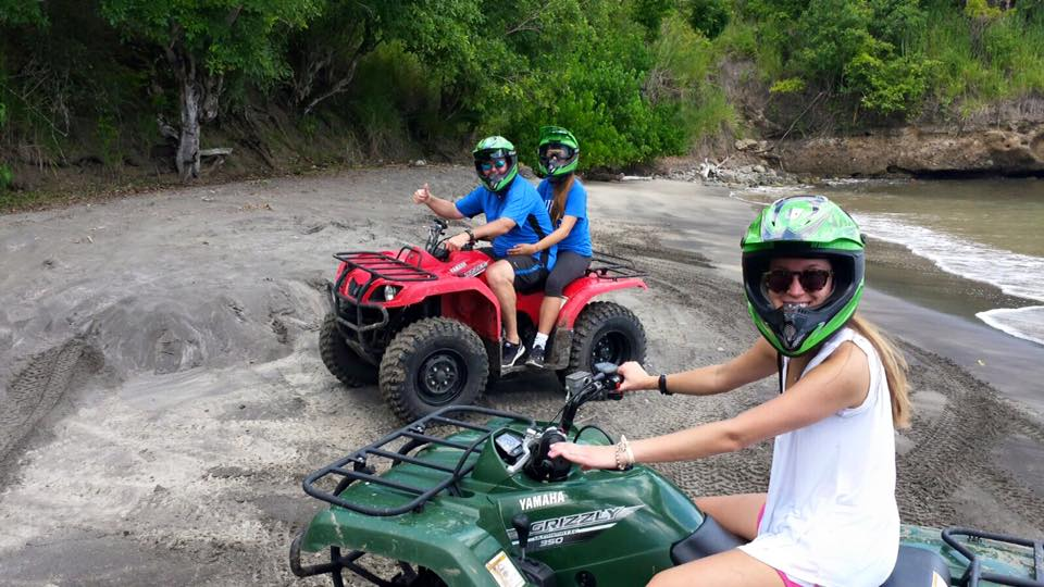 St Lucia Atv Tour